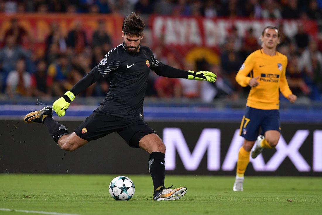 Roma - Atletico Madrid