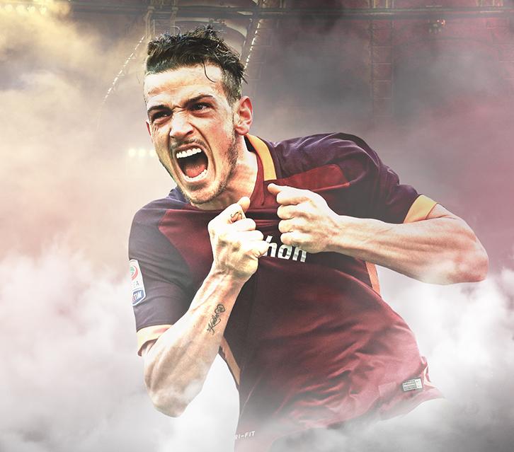 Soccer: Serie A; AS Roma-Genoa CFC