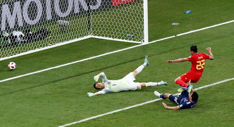 Belgium-vs-Japan-REUTERS