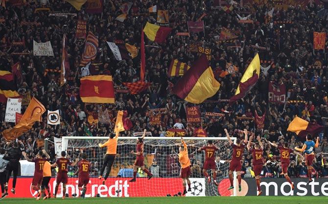 Roma-win