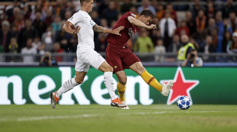 champions-league-roma-viktoria-plzen-5-0-the-table