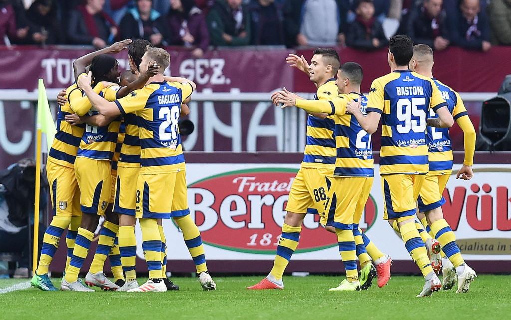 Torino FC vs Parma Calcio