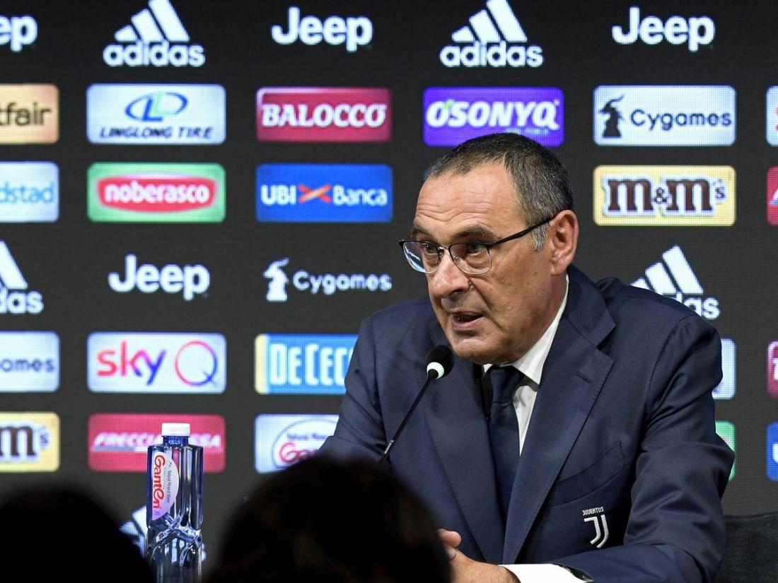 0_Juventus-Unveils-New-Head-Coach-Maurizio-Sarri