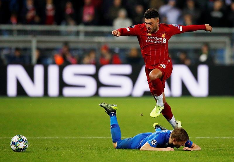 Champions League - Group E - KRC Genk v Liverpool