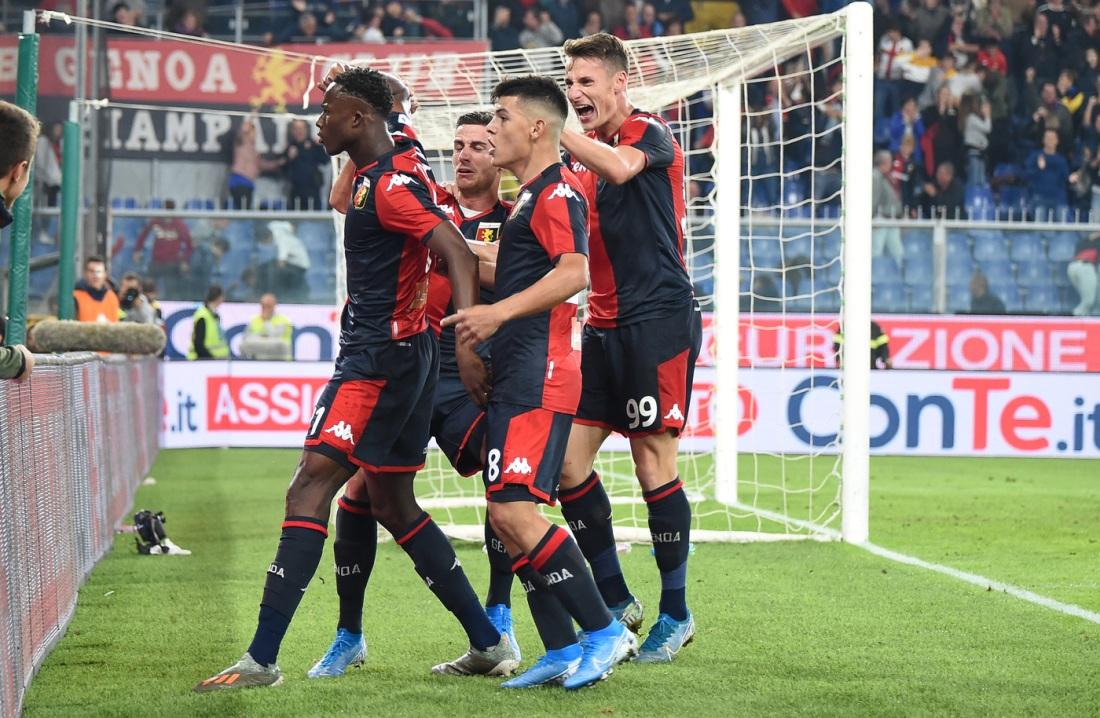 Genoa vs Brescia - Serie A TIM 2019/2020