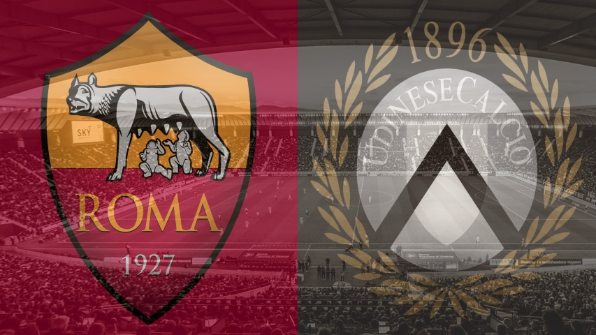 Roma vs Udinese Preview Match Day 29 #839 – Everything Roma