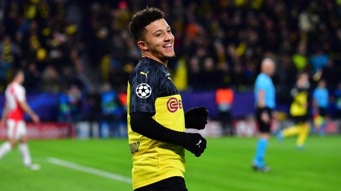 Fußball Champions League Gruppenphase 6. Spieltag Borussia Dortmund - Slavia Prag am 10.12.2019 im Signal Iduna Park in