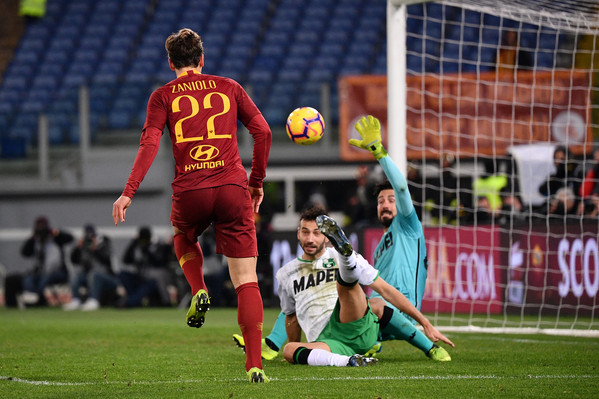 Roma vs Sassuolo - Serie A 2018/2019
