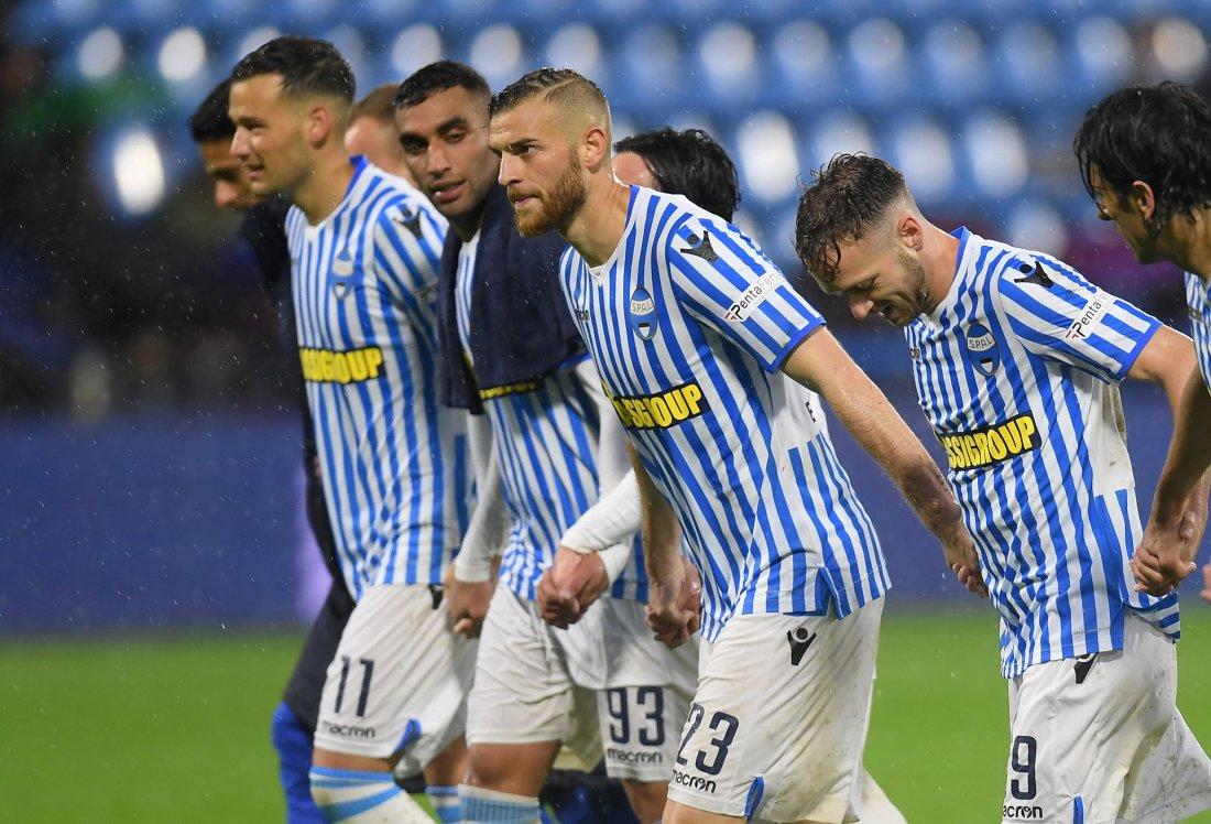Fotboll, Serie A, SPAL - Napoli