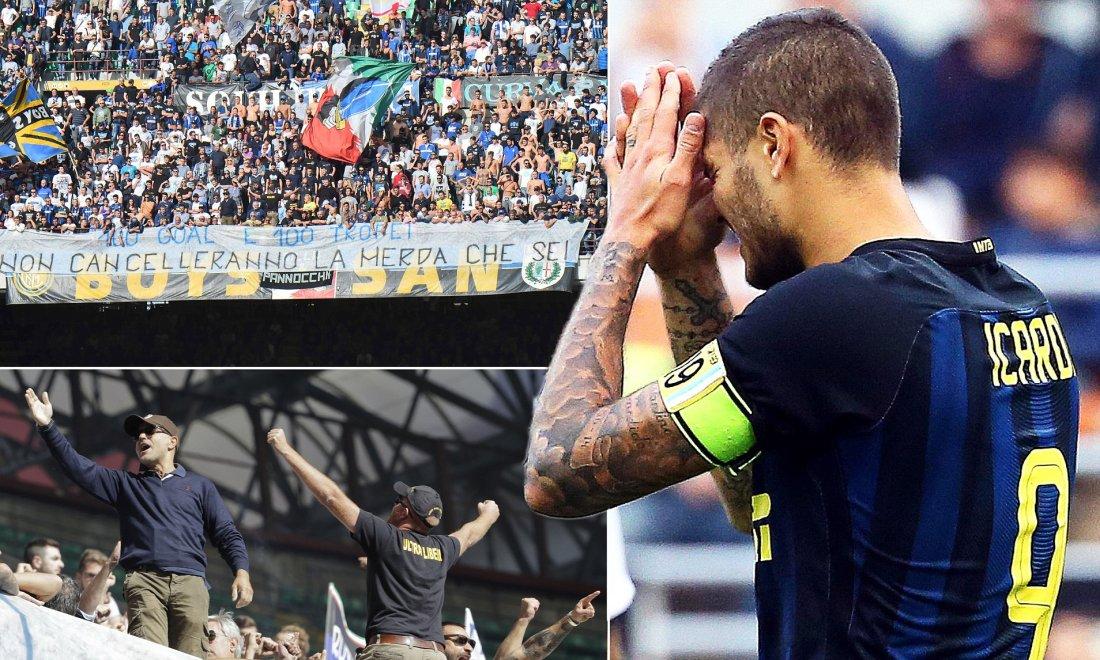 Internazionale Milano vs Cagliari Calcio