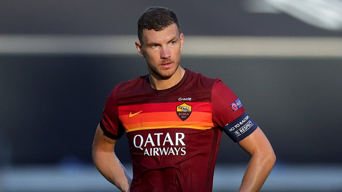 Report - Dzeko not happy at Roma and anything can happen with new ownership  — FedeNerazzurra